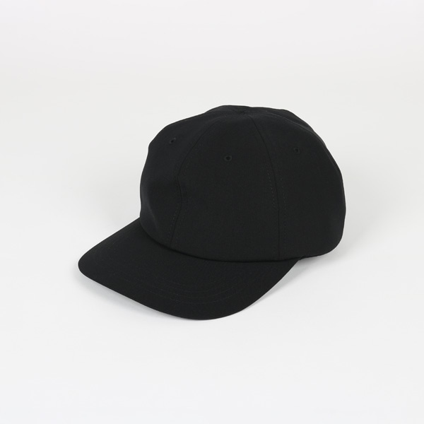 Nine tailor Liatris Cap ブラック